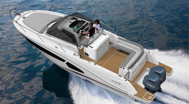 noleggio Yacht Jeanneau Cap Camarat 10.5 wa Capo d'Orlando